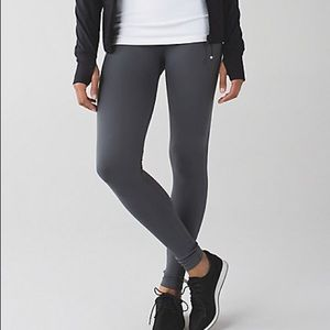 Lululemon High-Waisted Zone In Compression Tights
